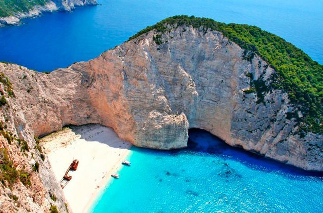 Кращі пляжі Греції