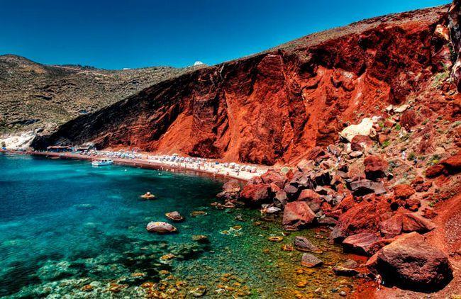 Відпочинок на кращому пляжі Греції