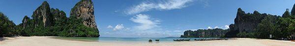пляжі Крабі