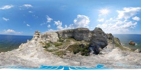 Пляжі криму (північно-західне узбережжя)