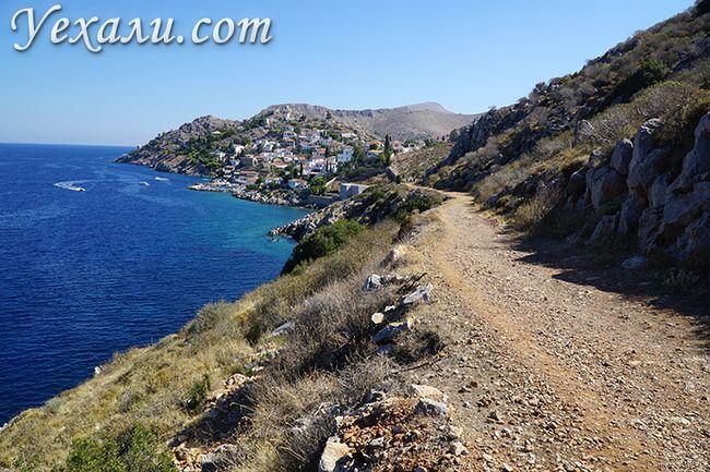 Пляжі острова ідра в греції, на яких вам точно сподобається