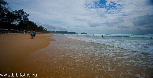 пляжі Пхукета