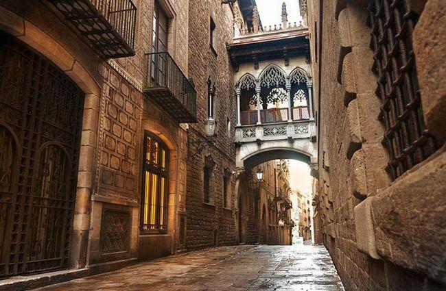 Найкрасивіші місця Барселони