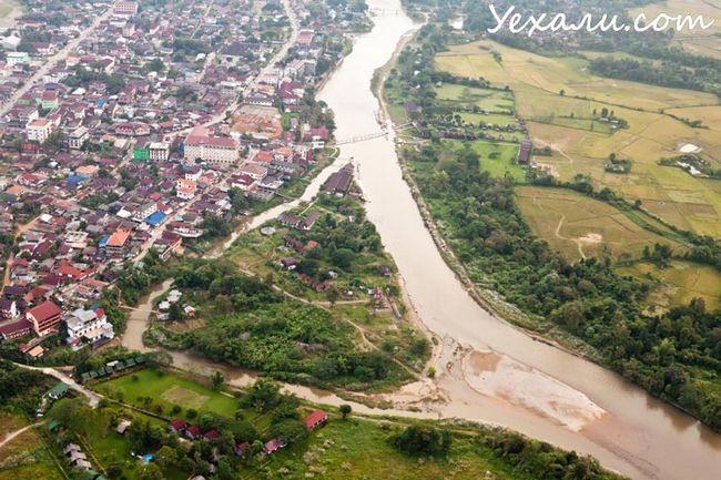 Ванг Вьенг Лаос фото