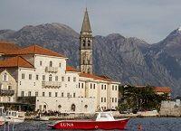 Погода на курортах чорногорії в квітні