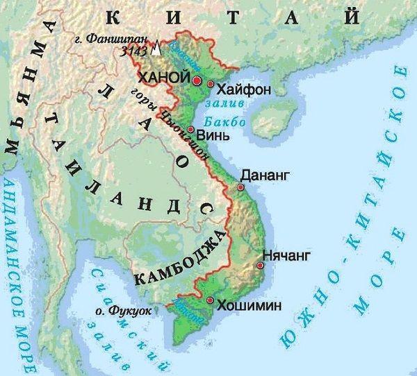 курорти В`єтнаму