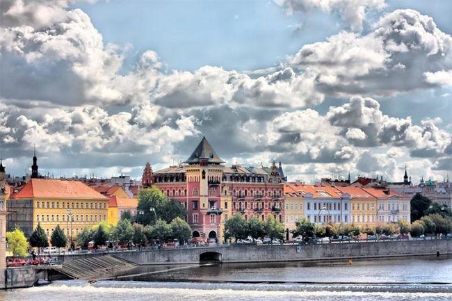 Прага: фото пам`яток, опис