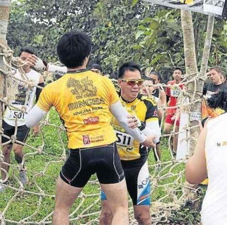 Пригодницька гонка в Таїланді