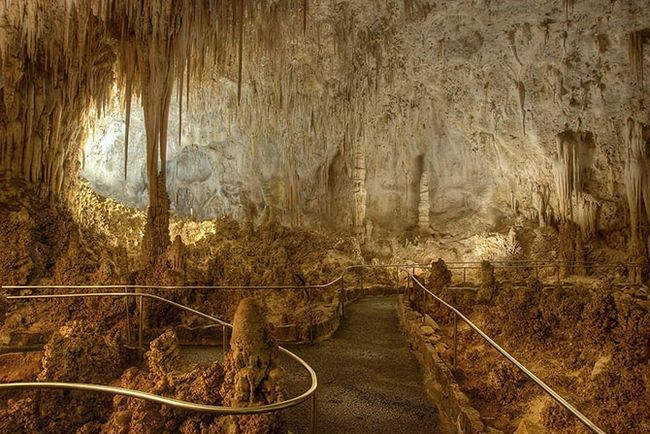 Подорож в карлсбадська печери