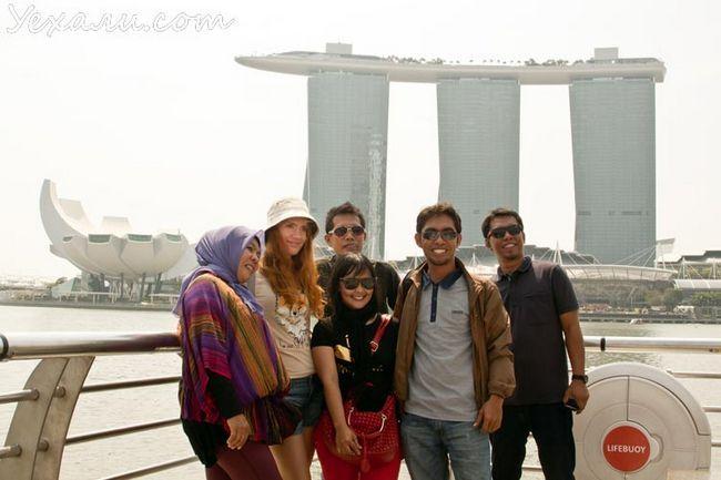 Singapore Sightseen