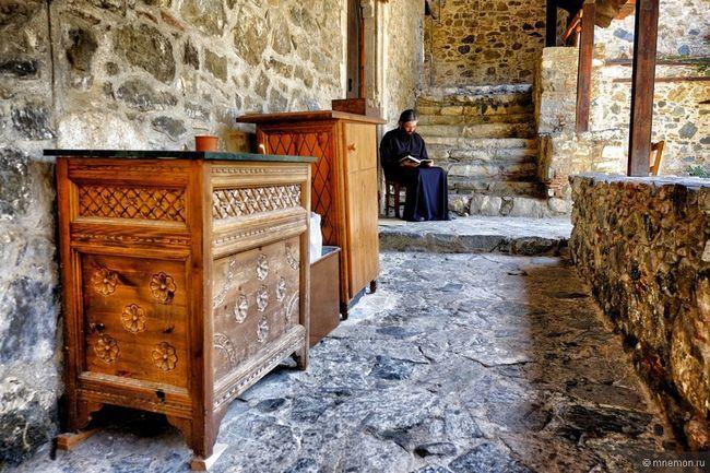 Путівник по кіпру. Маршрут №3 по святих місцях