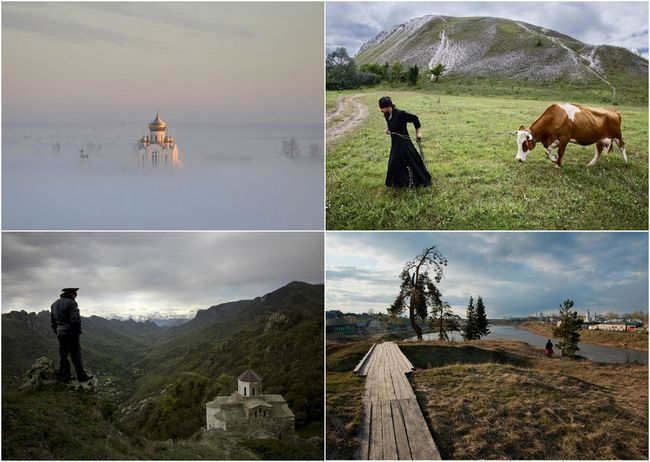 Роботи фотоконкурсу «святе і цінне в россии»