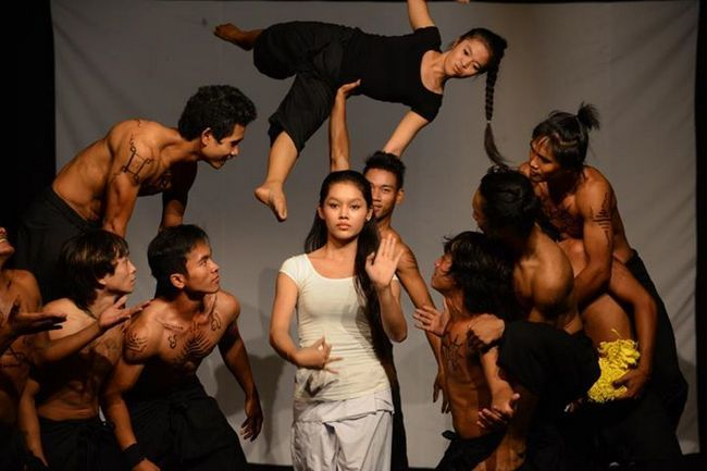Камбоджійський цирк Phare в Сієм Ріпі