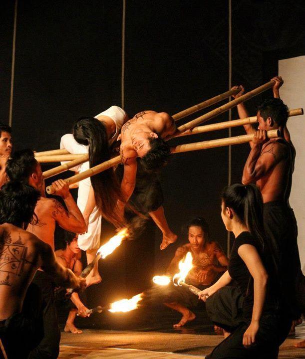 Цирк у Сієм Ріпі