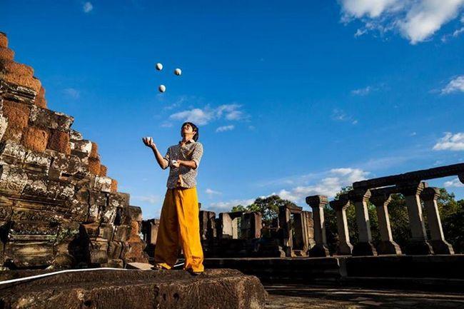 Камбоджійський цирк Phare