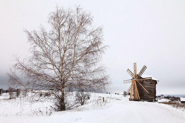 відпочинок взимку в росії