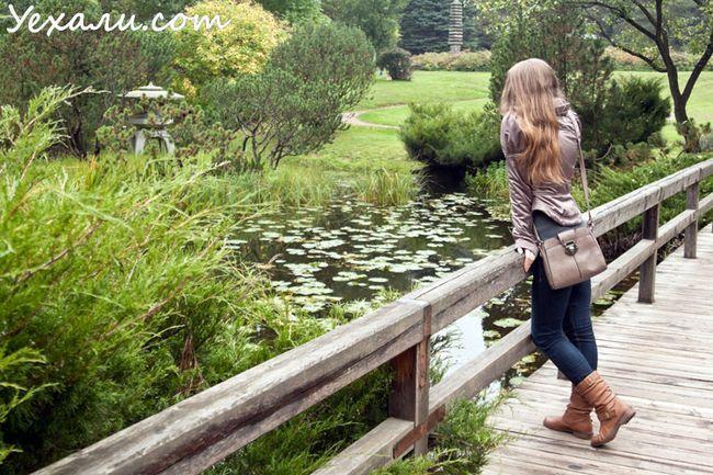 Японський сад, Москва