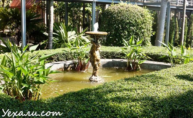 Сад Нонг Нуч в Паттайя