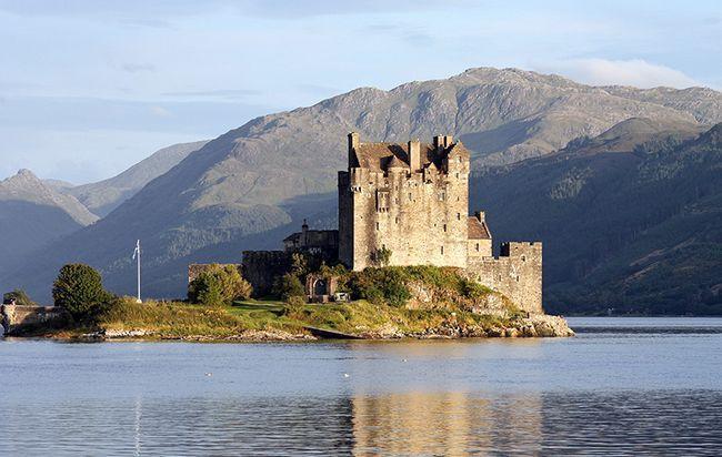 Найвідоміші шотландські замки з привидами