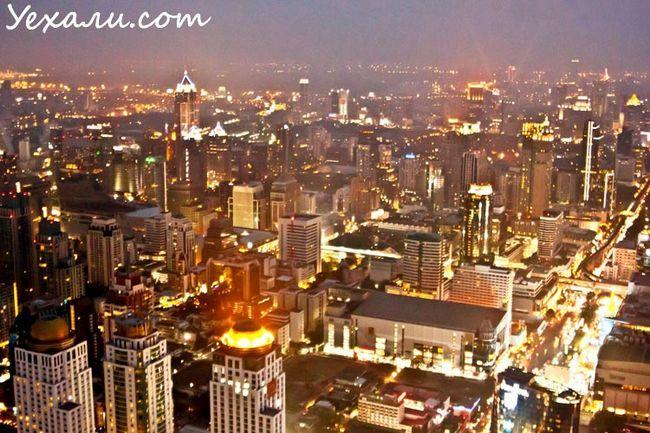 Фото Таїланду, вечірній Бангкок