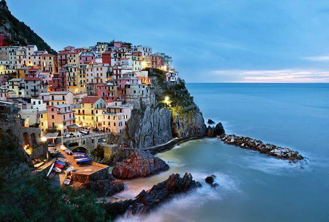 Найкрасивіші місця італії