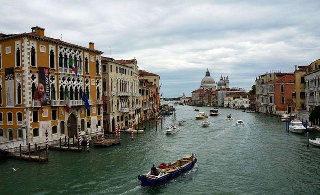 Гранд-канал Венеції