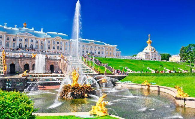 Пам`ятки Санкт-Петербурга