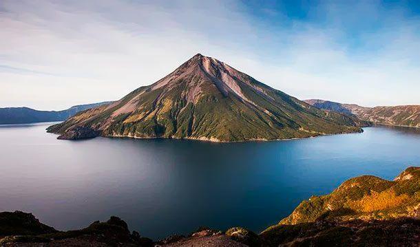 Найкрасивіші місця Росії: Вулкан Креніцина