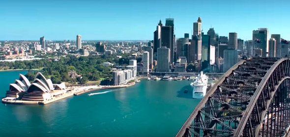 Найкрасивіші місця в австралії