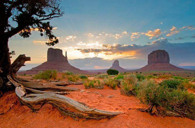 найкрасивіші місця світу: Долина монументів