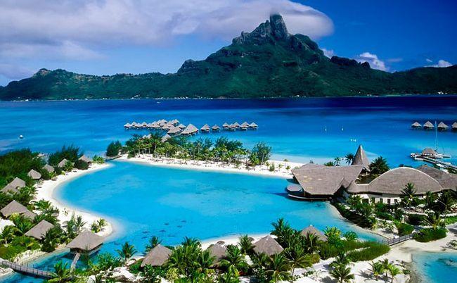найкрасивіші місця світу: Бора-Бора
