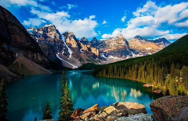 Найкрасивіші місця в світі: Долина Десяти Пиків