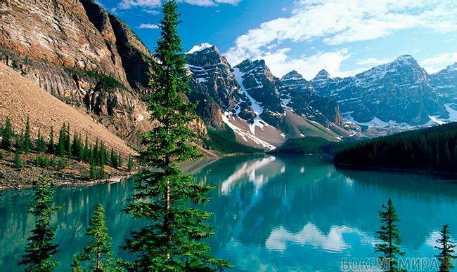 Пам`ятки канади: 20 кращих місць