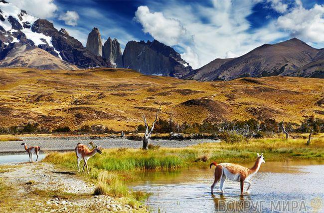Torres-del-Paine-Chili