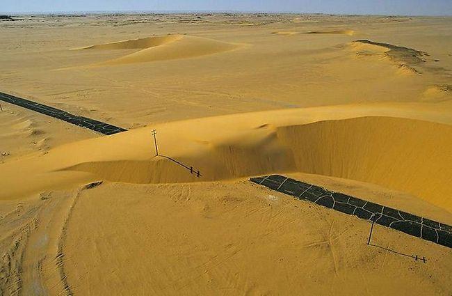 Найкрасивіші пустелі і дюни світу