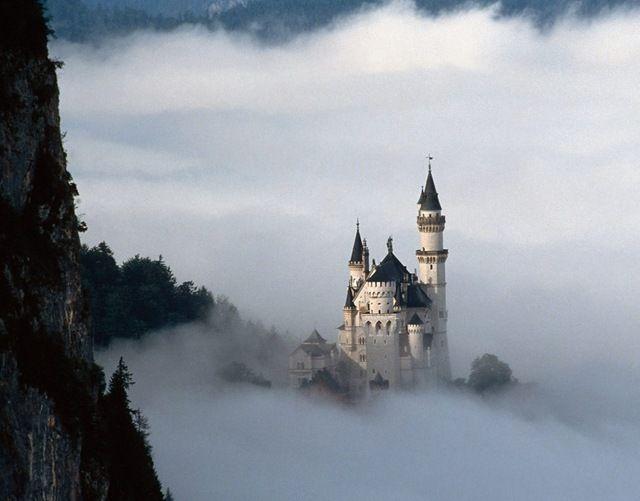 Найкрасивіші замки світу