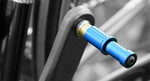 Найлегші контактні педалі - тріумф весодурства