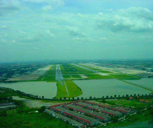 Самі незвичайні аеропорти світу