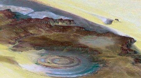 Самі незвичайні геологічні утворення на землі.