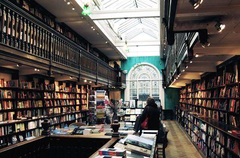 Самі незвичайні книжкові магазини світу