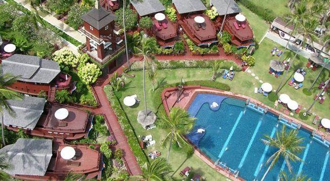 Найнезвичайніші готелі таїланду: від корабля до ананаса