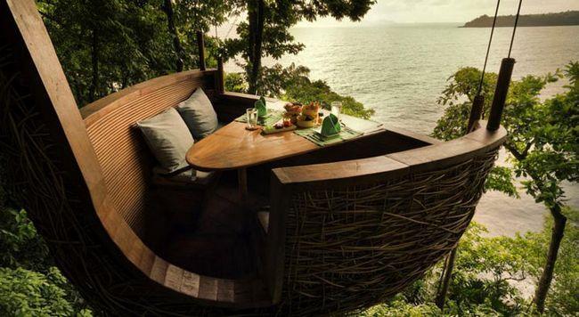 Найнезвичайніші готелі Таїланду: Soneva Kiri, острів Ко Куд.