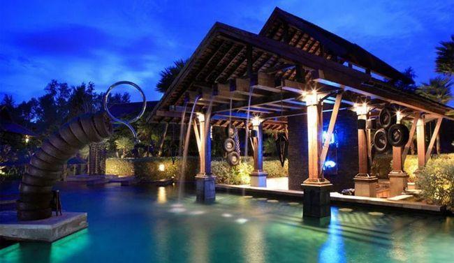 Найнезвичайніші готелі Таїланду: The Slate, Пхукет