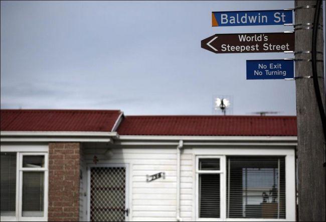 Самі незвичайні вулиці на світі!