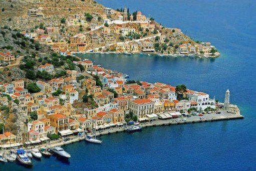 Найнеординарніші грецькі острови