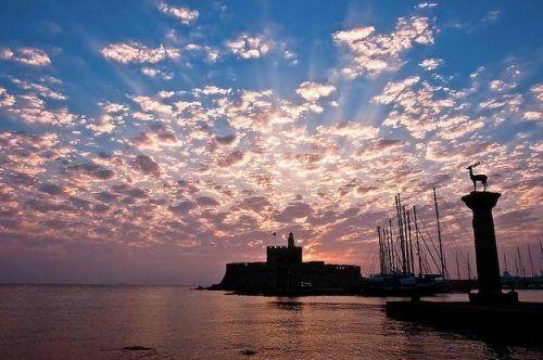 Найромантичніші острова греції. Частина ii