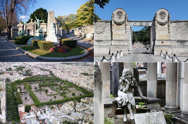 Найдивовижніші і красиві кладовища світу