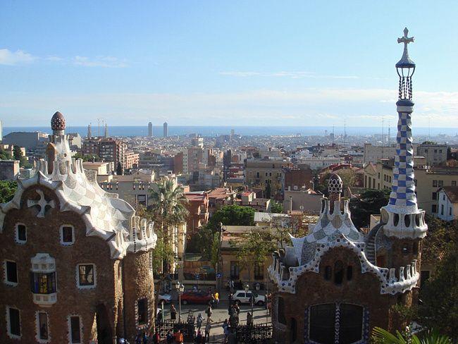 Екскурсія в Барселону