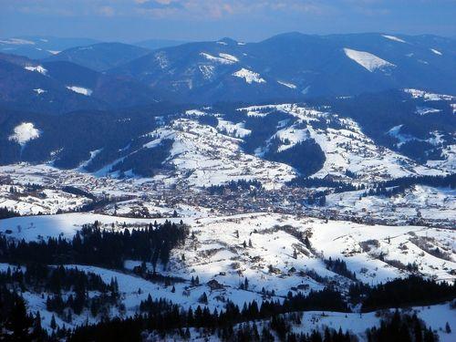 Славське - гірськолижний курорт європейського значення