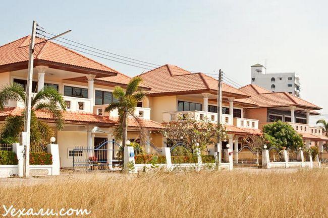 Будинки в оренду в Паттайя